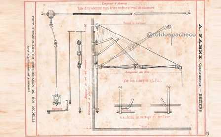Catálogo de toldos antiguos