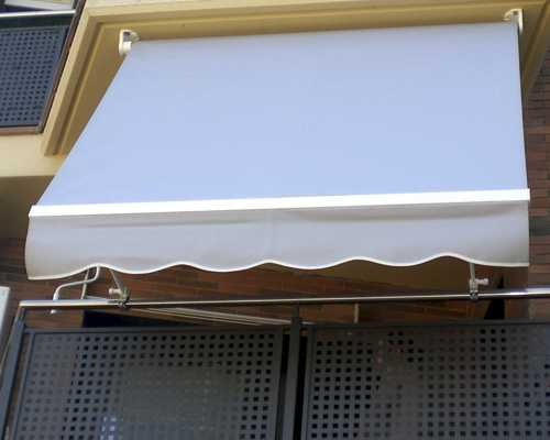 Lona para toldos de balcón