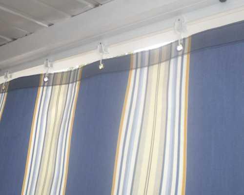 Lona para cortina