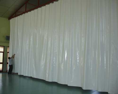 Aplicaciones lonas de PVC