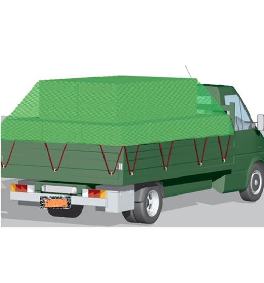 Malla para camión